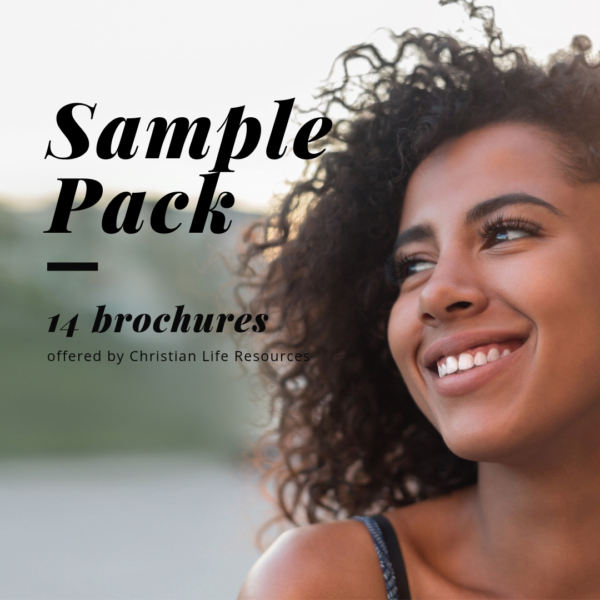 Sample Pack of brochures