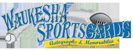 Waukesha Sportscards logo