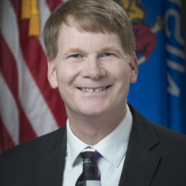 Representative Jeremy Thiesfeldt