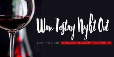 Wine Tasting Night Out Website