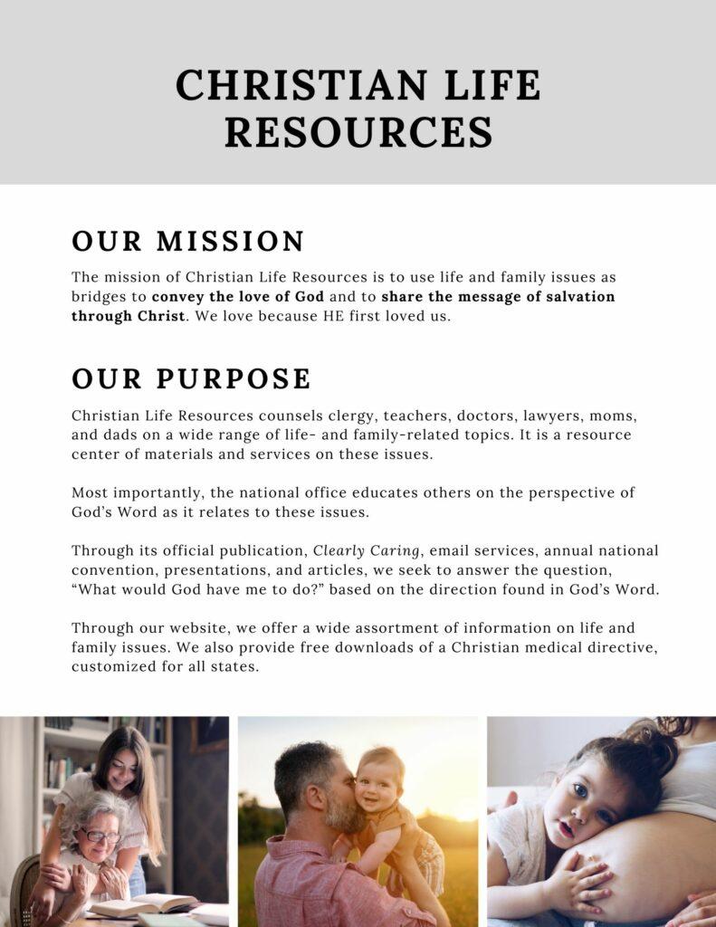 School Mission CLR Intro